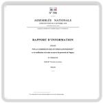 Rapport d'information ASSEMBLÉE NATIONALE