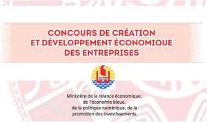 Concours création et développement économique des entreprises