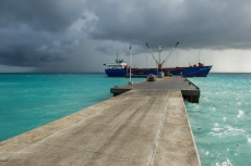 2012 september - Polynesie - Voyage en cargo / Trip on board a c