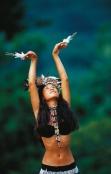 panoramique danse de l'oiseau - MK