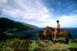 Uahuka chevaux - Bacchet