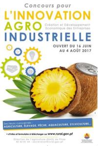 Concours pour l'innovation agro industrielle