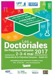DOCTORIALES2017-Affiche