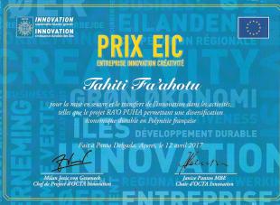 Prix EIC
