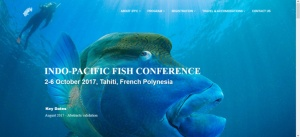 Indo- Pacific Fish Conference