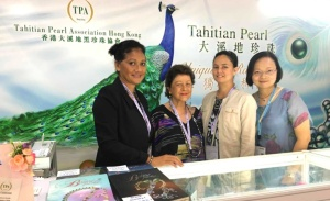 La perle de Tahiti