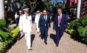 Une visite ministérielle pour préparer les Assises de l'Outre-mer