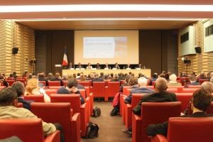 Teva Rohfritsh défend l'économie bleue à Paris