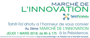 Marché de l'innovation 2018