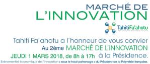 Marché de l'innovation 2018
